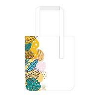 Túi Tote Bag nữ Vải Canvas thiết kế mới đơn giản
