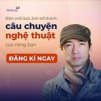 WeStudy - 15 Thủ pháp thị giac ứng dụng trong Nhiếp Ảnh hiện đại - TẶNG KÈM Khóa học Diễn Xuất