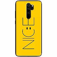 Ốp lưng dành cho Xiaomi Redmi Note 8 Pro mẫu NICE
