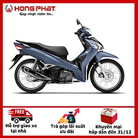 [CHỈ GIAO TẠI HẢI PHÒNG] - Xe Máy Honda Future 125 FI 2020 - Phanh Đĩa, Vành Nan Hoa