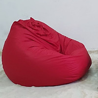 Ghế lười Dream Đỏ tươi M Micro HomeDream - KBEANM-DT-HOMEDREAM