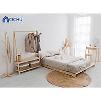 Bộ Giường Ngủ OCHU Jeju Set Combo - Natural