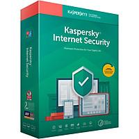 Phần Mềm Diệt Virus Kaspersky Internet Security (KIS) (1 User) - Hàng chính hãng