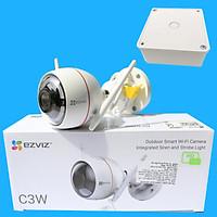 Camera Ip Wifi Ezviz C3W (CS-CV310) Full HD 720P - Có Kèm Box Nguồn - Hàng Chính Hãng