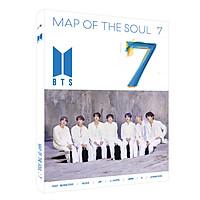 Album ảnh Photobook BTS Map of the soul 7