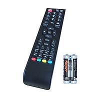 Remote Điều Khiển Dành Cho TV LED Asanzo Smart S (Kèm Pin AAA Maxell)