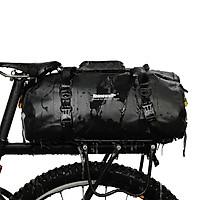 20L Waterproof Duffel Bag Multifunctional Cycling Bicycle Rear Seat Trunk Bag Bike Rack Pannier Bag Outdoor Camping