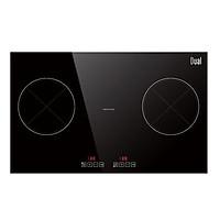 Bếp Âm Từ Đôi Dual D813 (70cm - 4000W) - Hàng Chính Hãng