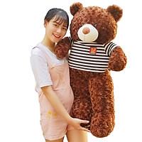 Gấu Bông Teddy 1m2 khổ vải cao 1m