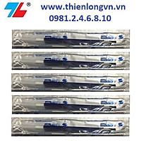 Combo 5 ruột bút nước - bút gel 0.5mm Thiên Long GR-01 mực xanh