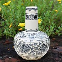 Bình Hoa Lam gốm Chu Đậu