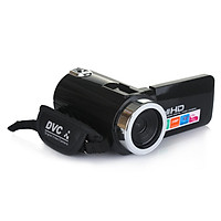 Professional 1080P HD Camcorder Video Camera 3.0 Inch LCD Camera 18x Digital Zoom Camera with Microphone
