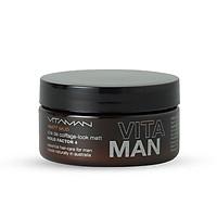 Sáp Bùn Vuốt Tóc Vitaman Matt Mud 100g