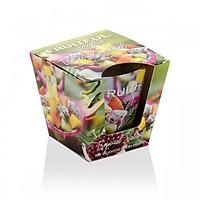 Ly nến thơm Bartek Candles BAT5208 Fruitful 115g (Hương hoa quả)