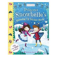Princess Snowbelle Dressing Up Sticker Book