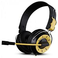 Headphone Ovann X10 Vàng Đen - Hàng Nhập Khẩu