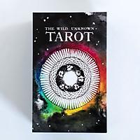 Bộ Bài Tarot The Wild Unknown 78 Lá Bài Tặng Đá Thanh Tẩy Và Hướng Dẫn Tiếng Việt