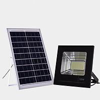 Đèn năng lượng mặt trời 120W có tấm pin.