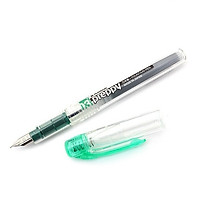 Bút máy học sinh tiểu học Preppy Platinum Nhật Bản cỡ 03 ( nét chuẩn học sinh tiểu học) mẫu đuôi trong