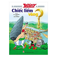 Những Cuộc Phiêu Lưu Của Asterix - Chiếc Liềm Vàng