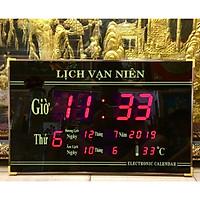 Đồng hồ vạn niên siêu mỏng số lớn - M001