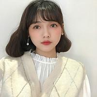 Bông Tai- Khuyên Tai Nữ Hợp Kim Đính Ngọc Trai Cá Tính/B&m Elegant/BTHK3006