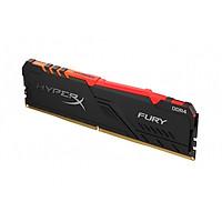 Ram Desktop Kingston Fury 8GB (1* 8GB) 3200MHZ DDR4 CL17 DIMM HX432C16FB3A/8 - Hàng Chính Hãng