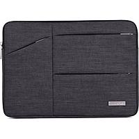 """Túi chống sốc dành cho Macbook và Laptop CanvasArtisan từ 13"""" inch - 15.6"""" inch (Màu xám)"""