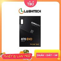 Ổ Cứng gắn trong SSD Samsung 870 EVO 2.5 inch sata III - Hàng Nhập Khẩu
