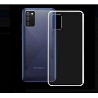 Ốp lưng dẻo trong suốt TPU cao cấp dành cho Samsung Galaxy A03s - hàng nhập khẩu
