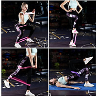 Training Exercise Non Slip Resistance Band for Core Exercise at-Home Workouts Rehab