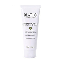 Kem Dưỡng Ẩm Da Vitamin E Natio Aromatherapy Natural Vitamin E Moisturising Cream 100ml