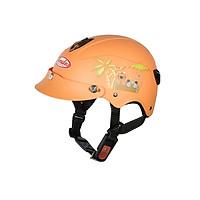 Mũ Bảo Hiểm Andes Trẻ Em - 3S108S Tem Nhám S96