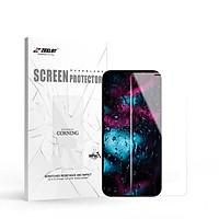 Miếng Dán Cường Lực ZEELOT Trong Không Viền Đen cho iPhone 12 Pro Max / 12 Pro / 12 / 12 Mini Hàng Chính Hãng
