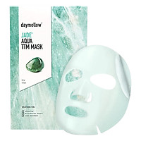 Mặt Nạ Dưỡng Ẩm Daymellow Jade Aqua Ttm Mask (27ml)