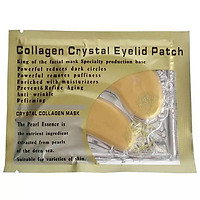 Combo 10 cặp mặt nạ mắt Collagen Crystal Eye