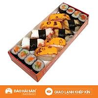 [Chỉ Giao HCM] - Sushi Mix 4A