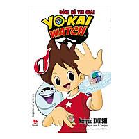 Yo-Kai Watch - Đồng Hồ Yêu Quái Tập 1