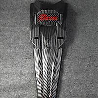 Dè Chắn Bùn Sau Kiểu Sonic Dành Cho Exciter 150 Carbon Có Đèn MS1560 - Tặng Thêm 1 Pin AAA Maxell