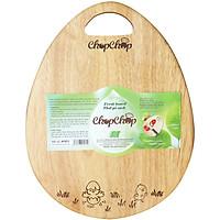 Thớt Chopchop quả trứng gỗ Đức Thành