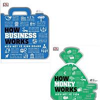 Sách Nhã Nam - Combo How Business Works - Hiểu Hết Về Kinh Doanh + How Money Works - Hiểu Hết Về Tiền