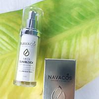 Kem chống nắng nâng tông da cấp ẩm Navacos Medi Sun Block SPF 50+/PA+++ 30ml