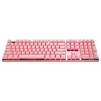 Bàn Phím Cơ DareU EK810 Queen Pink (Brown Switch) - Hàng Chính Hãng