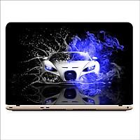 Miếng Dán Skin In Decal Dành Cho Laptop - Siêu xe Bugati 3