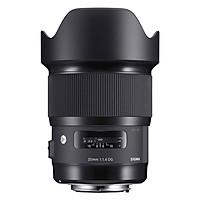 Ống Kính Sigma 20mm F1.4 DG HSM Art For Nikon - Hàng Nhập Khẩu