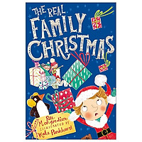 The Real Family Christmas: Three Stories In One