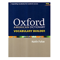 Oxford American Dictionary Vocabulary Builder