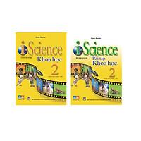 Bộ sách Khoa Học I Science (song ngữ) lớp 2