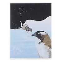 Sổ Trong Nhựa Uyên Loan Nhỏ WP-64702 JT (160 Trang) - Mẫu Ngẫu Nhiên