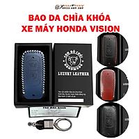Bao da chìa khoá xe máy Honda SH, SH mode,PCX,vision...- Yamaha NVX, Janus, Grand, Exciter...